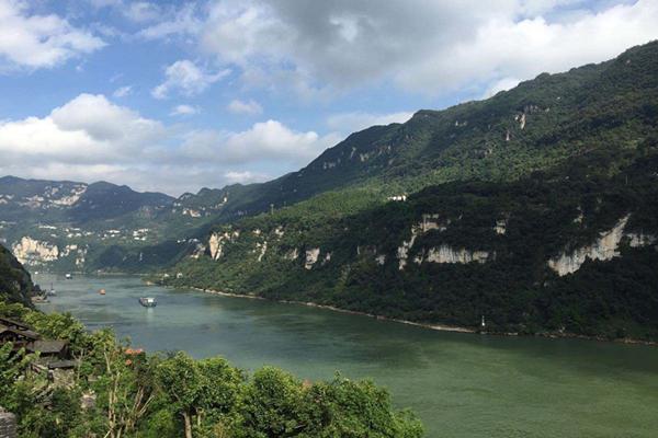 宜昌三峡人家1日巴士当地游