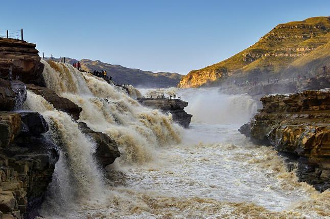 山西万年冰洞、壶口瀑布、悬空村、 雨岔大峡谷、梁家河双卧10日跟团游