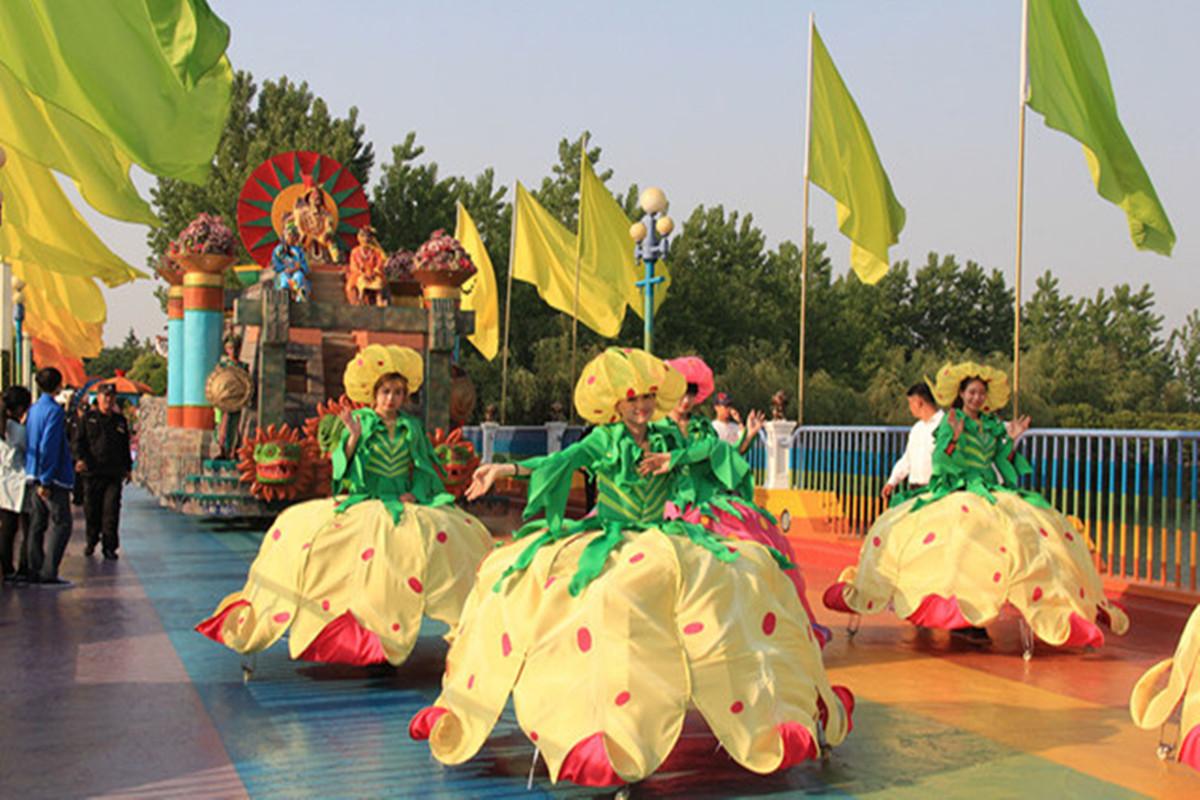 方特一期欢乐世界1日巴士跟团游亲子乐园游