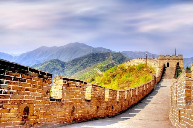 北京巴士1日当地游[一价全含] 纯玩 八达岭长城 -定陵-鸟巢水立方外景  天天发团  含午餐