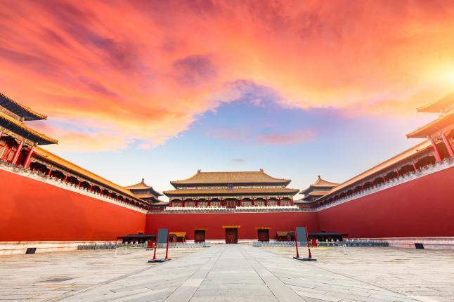 北京故宫、八达岭长城、颐和园、天坛高铁5日跟团游纯玩无购物