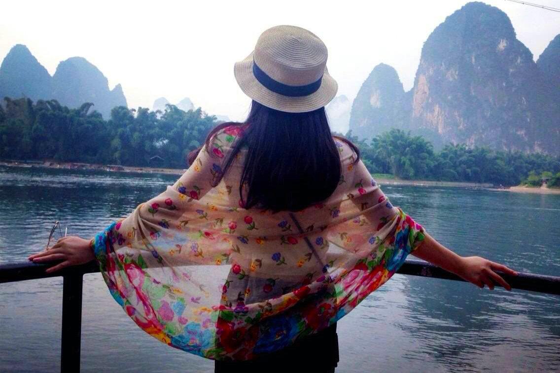 桂林、漓江三星船,世外桃源巴士1日跟团游