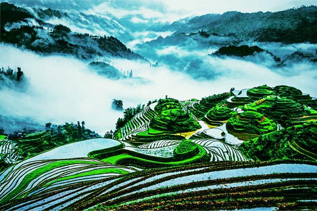 桂林南宁、德天、巴马、北海10日深度游妙趣旅行,由此出发