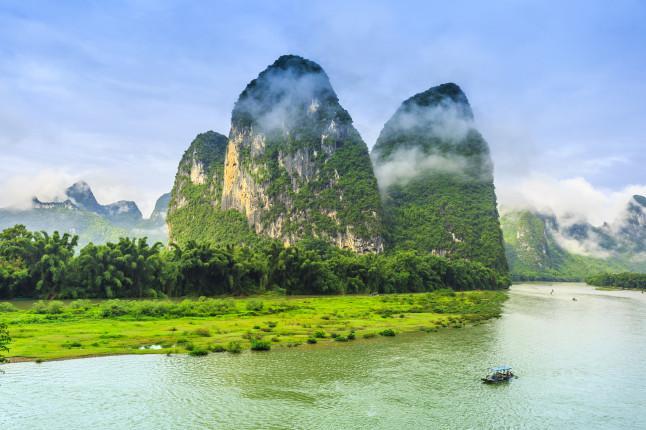 桂林、阳朔、漓江 龙脊 高铁4日3晚半自助跟团游