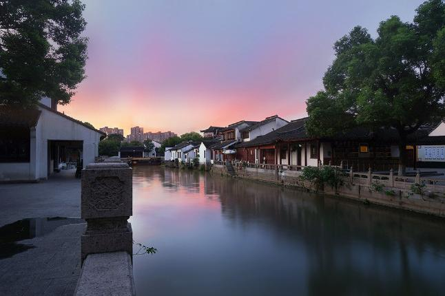 春节 苏州狮子林、木渎古镇、平江路巴士1日当地游精致小团、慵懒舒适、告别团餐
