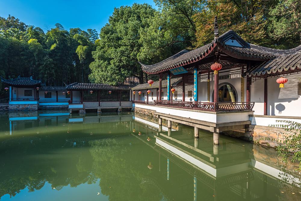 春节 虎丘、狮子林、灵山大佛、鼋头渚2日巴士跟团游[零购物]灵山祈福
