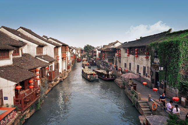 春节 拙政园、寒山寺、灵山大佛2日巴士跟团游感受佛教魅力