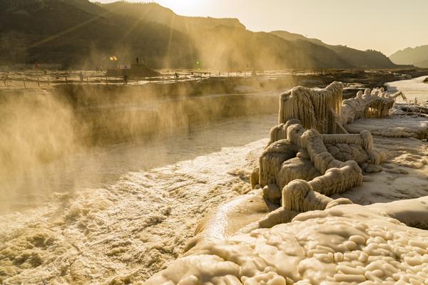 西安出发-黄帝陵-壶口瀑布1日巴士跟团深度游1日深度游