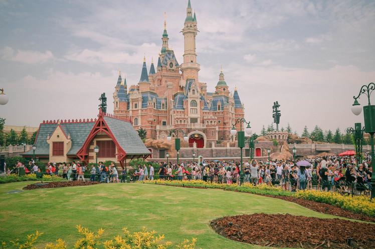 上海迪士尼度假区巴士1日当地游