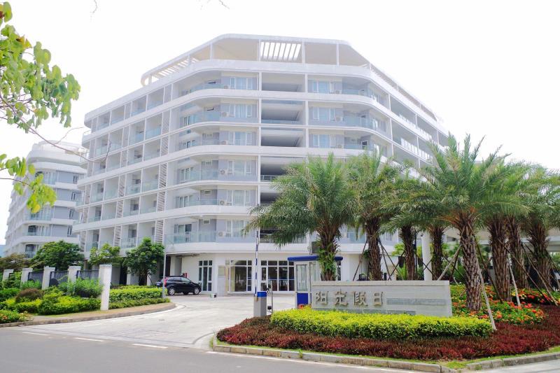 惠州巽寮湾沙滩、天后宫巴士2日跟团游住阳光假日公寓酒店,大阳台园林景观,临近沙滩