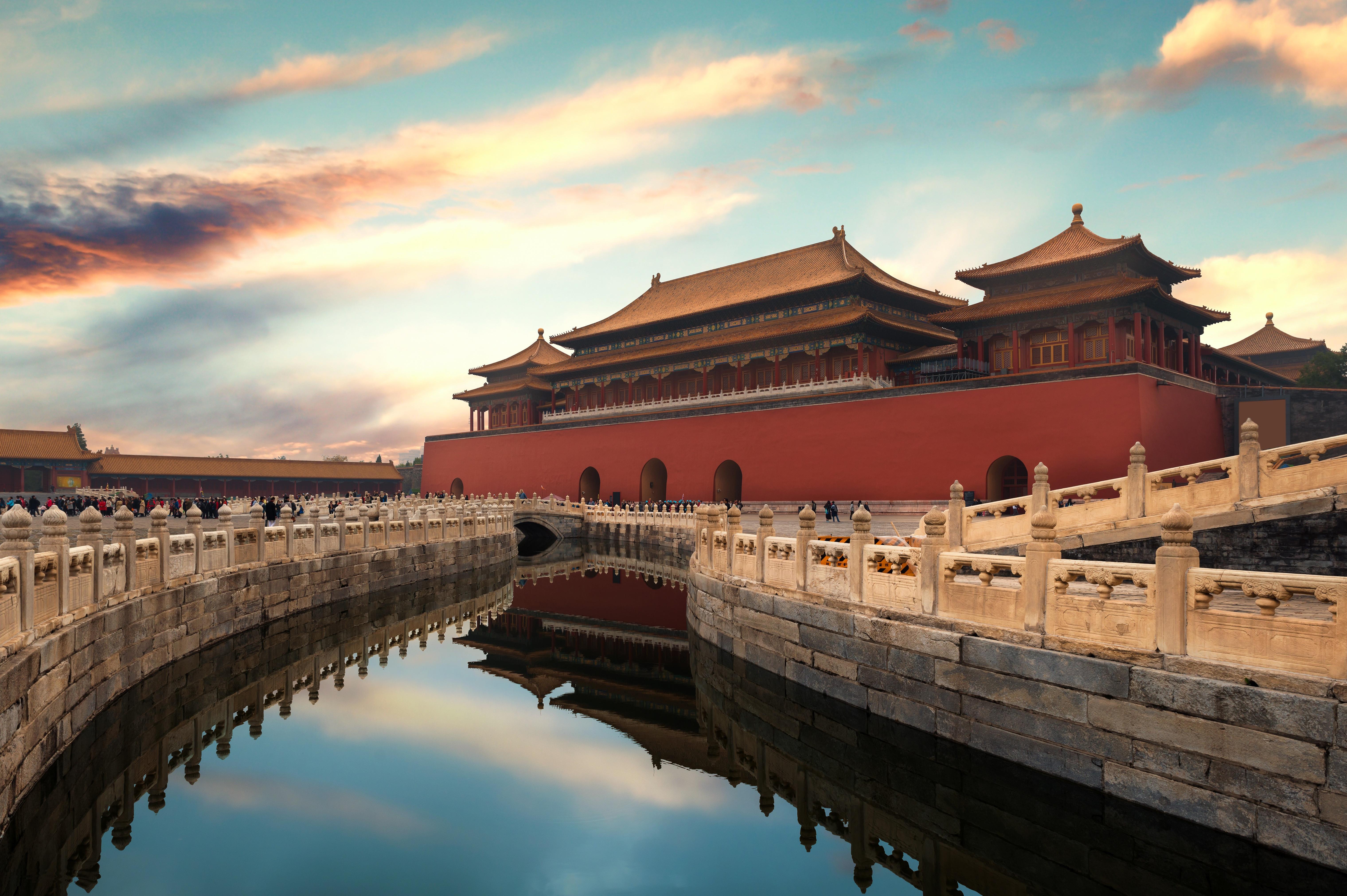 北京一地双飞5日游零自费零购物;住连锁酒店;涵盖景点全,漫步北京城