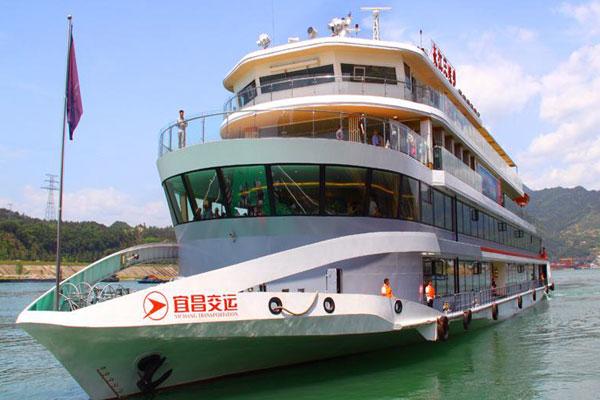 宜昌两坝一峡轮船1日当地游