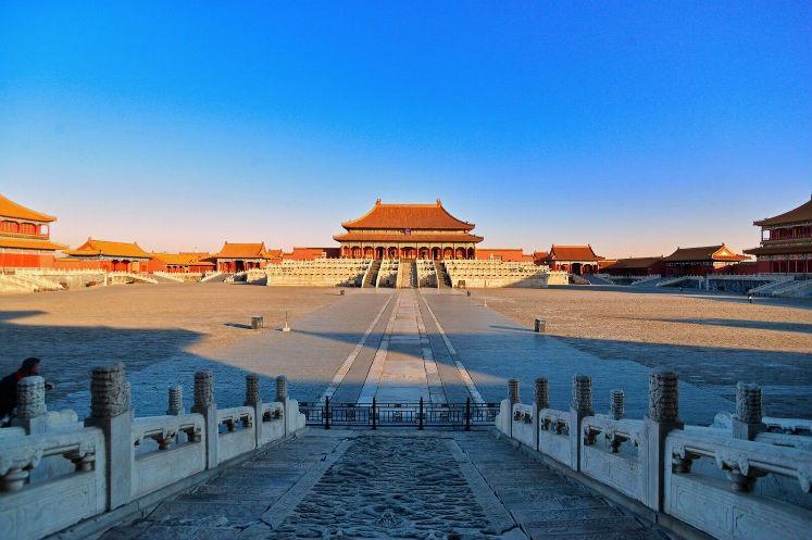 北京巴士1日当地游八达岭长城  故宫 鸟巢水立方外景  经典古都 一日畅游 纯玩团