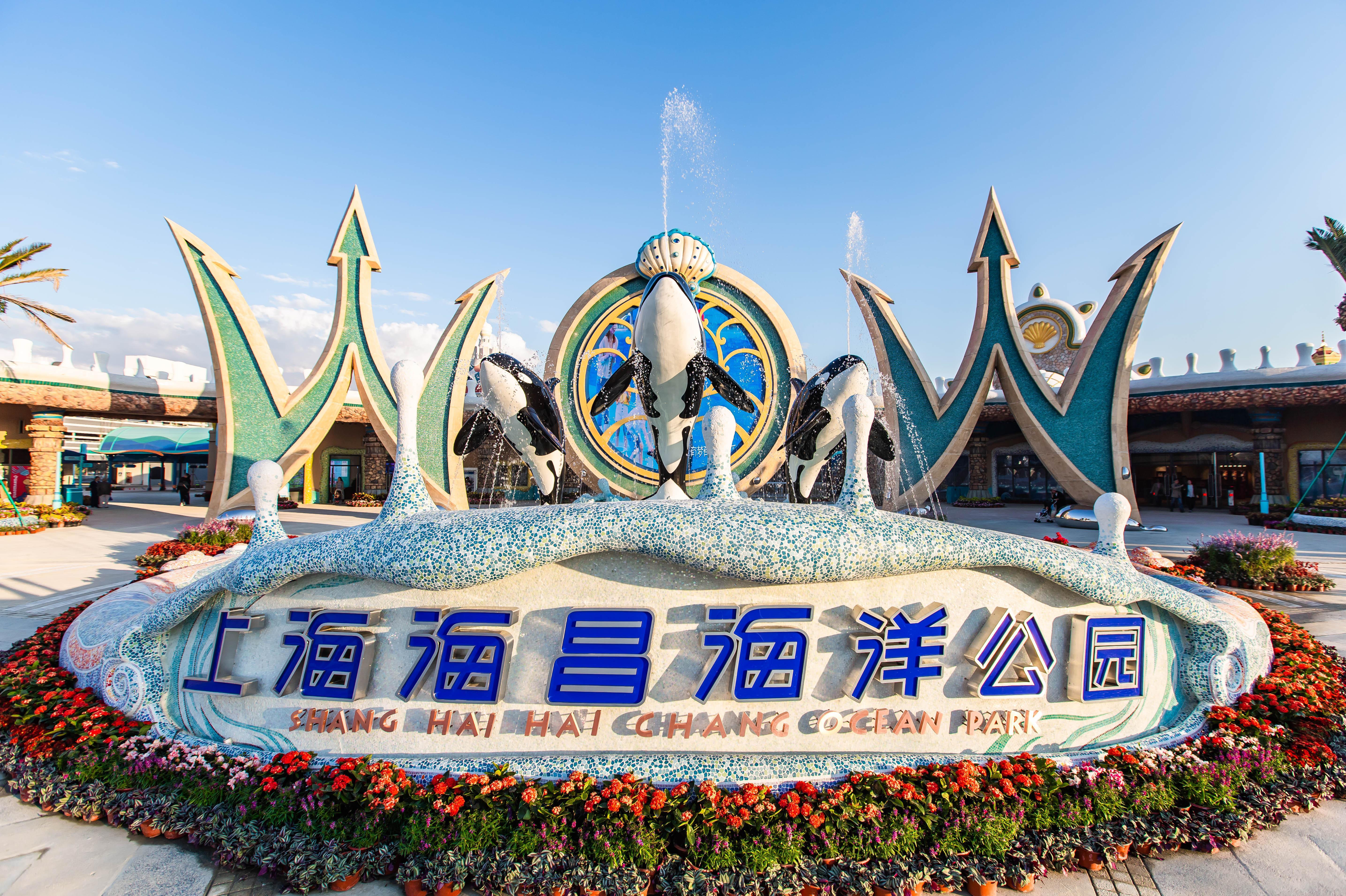 上海海昌海洋公园上海海昌海洋公园