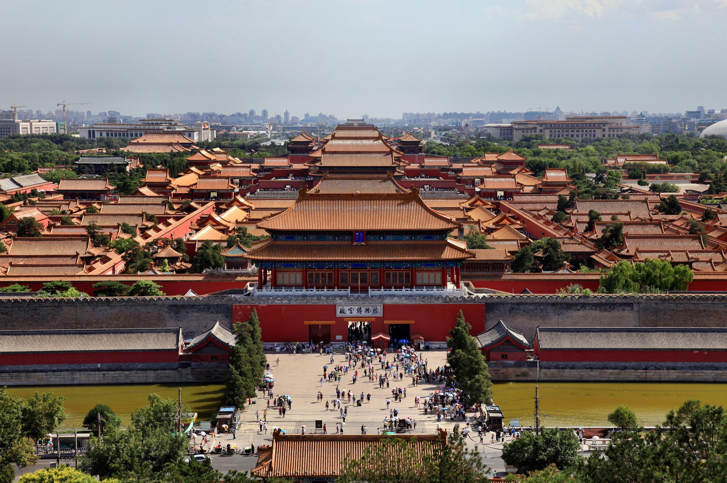 北京故宫、颐和园、长城、鸟巢5日高铁跟团游[全程无强制购物0自费]漫游京城、品京城特色美食、观故宫、爬长城、体验帝都文化!