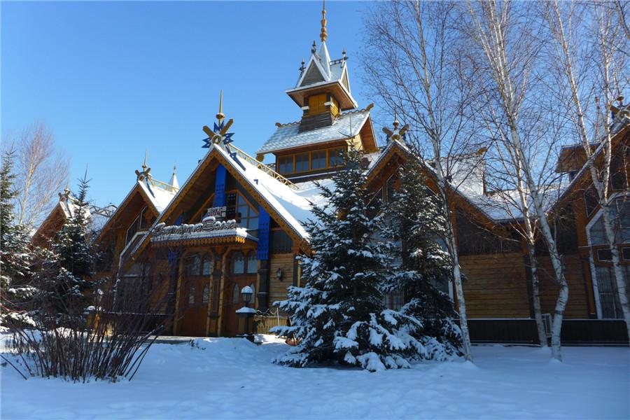冬季去哈尔滨10大必游景点攻略_冬季哈尔滨景伊春v景点攻略8月必玩的景点图片