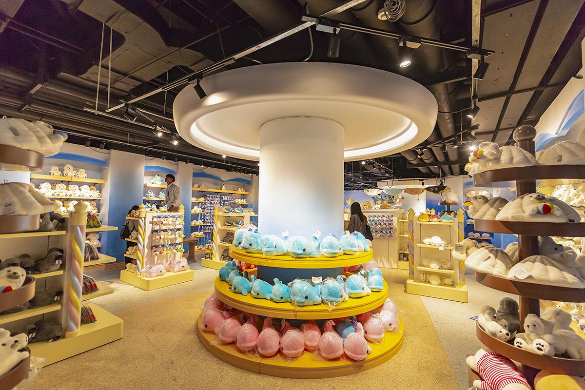 上海海昌海洋公园主题商店