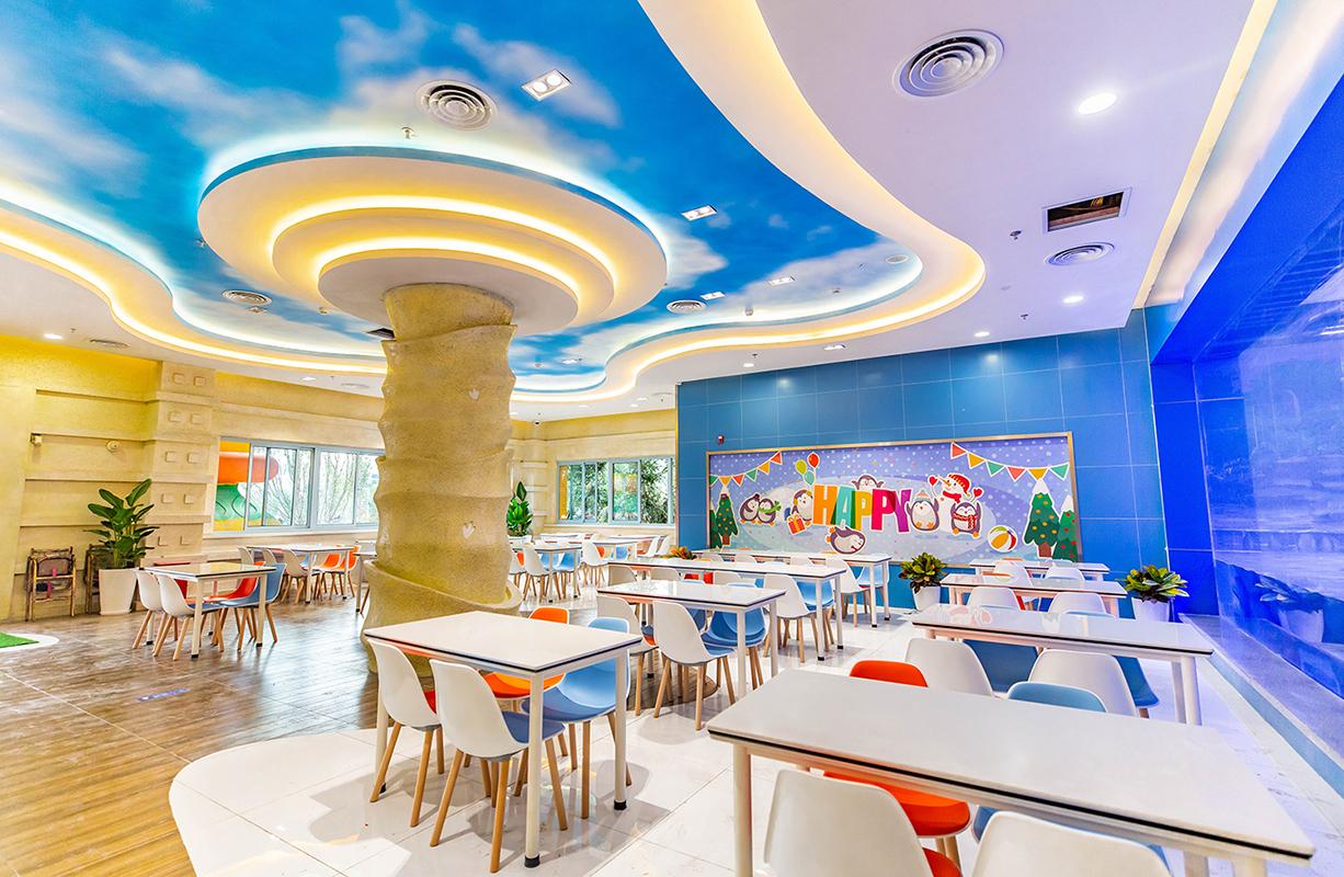 上海海昌海洋公园人气美食