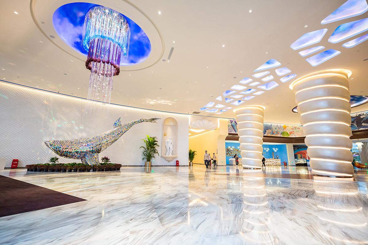 上海海昌海洋公园海洋主题度假酒店