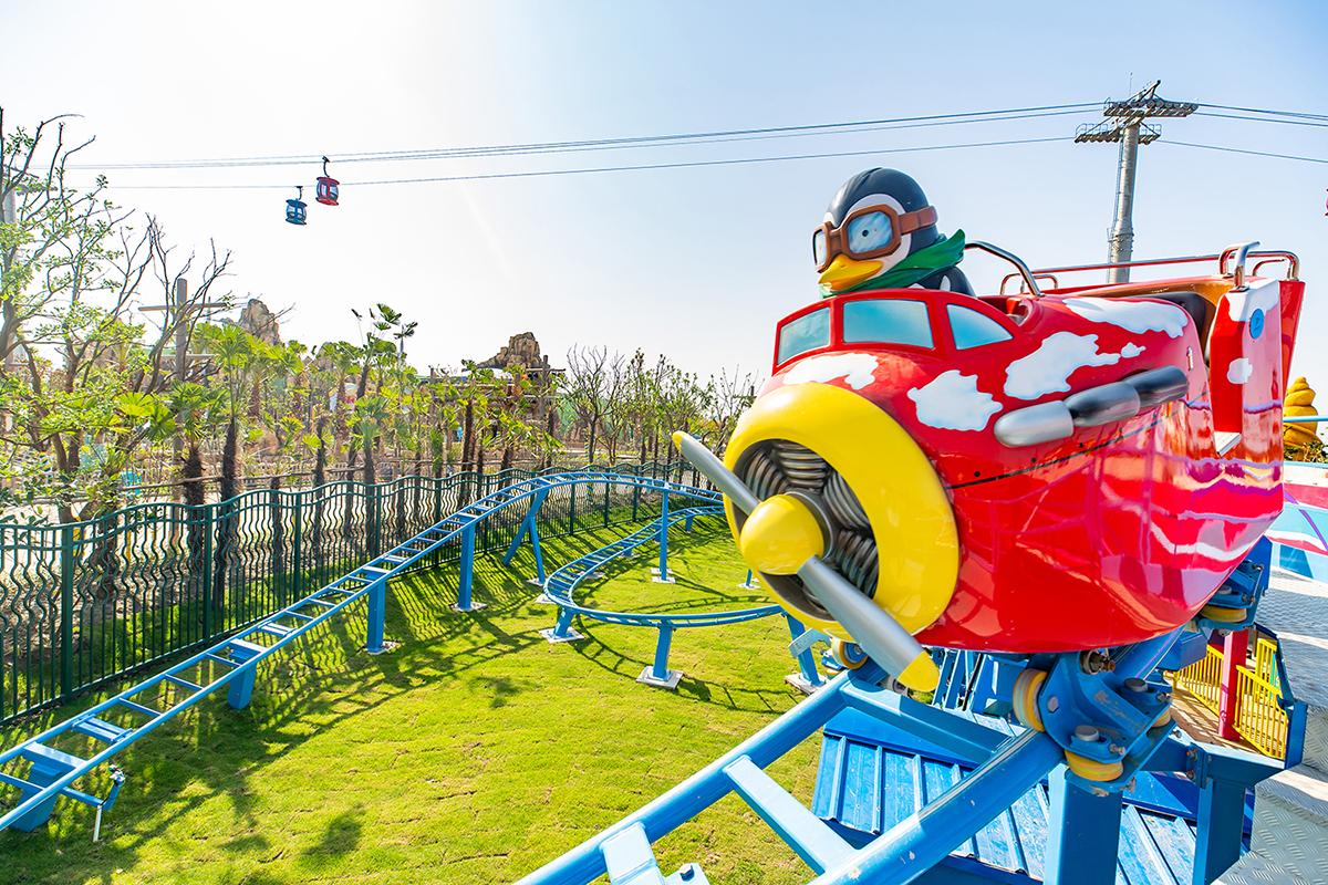 上海海昌海洋公园游乐设施