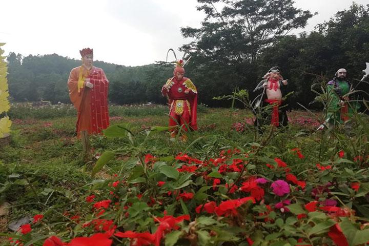 深圳九龙山西游记乐园