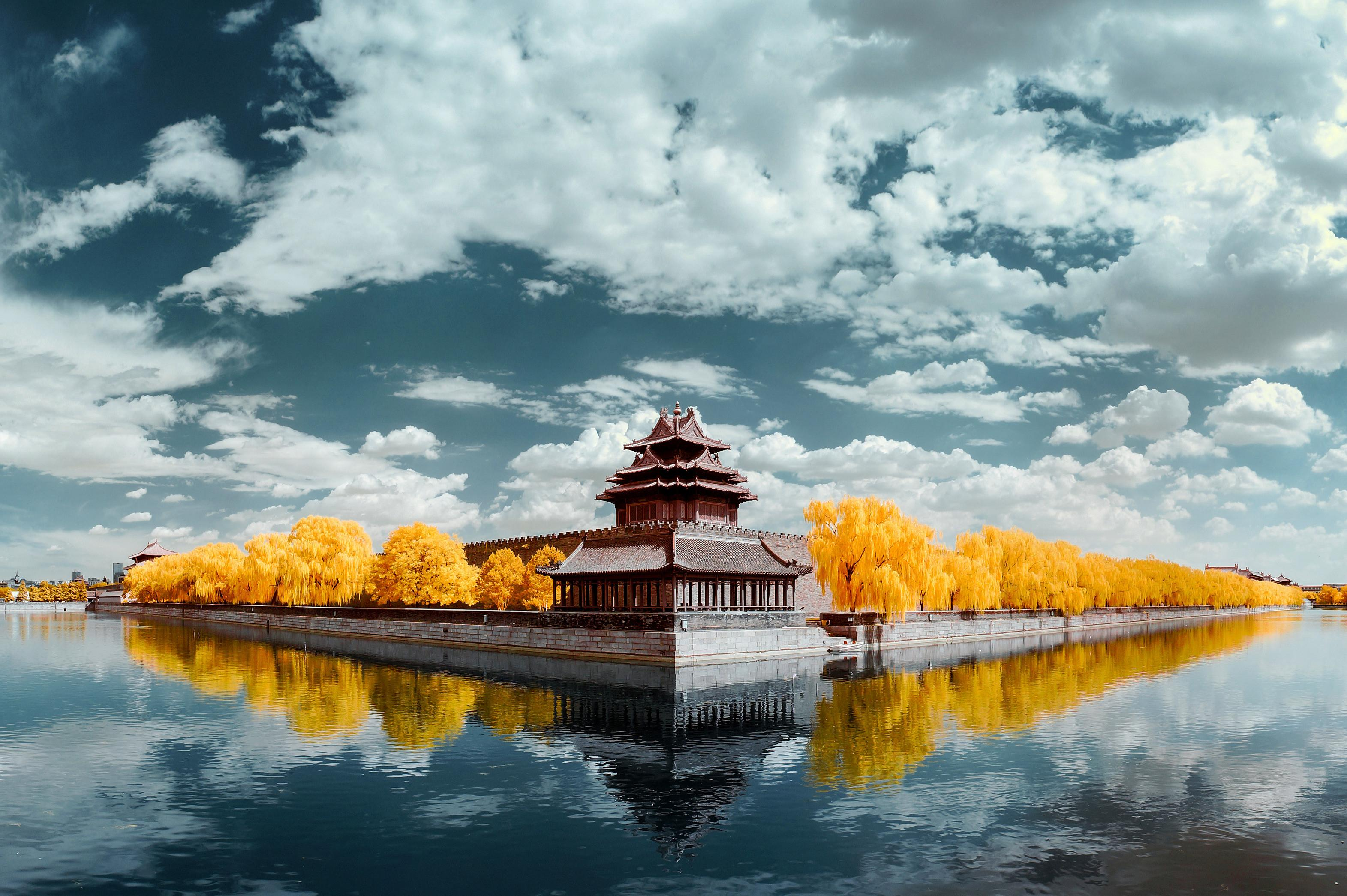 北京巴士5日当地游品牌连锁酒店,全程5顿正餐,特色全鸭宴,全家福记录幸福瞬间