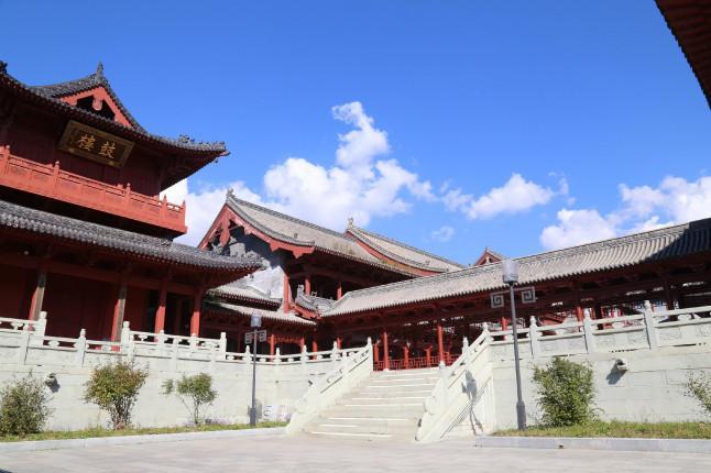 北京五台山祈福之旅2日直通车跟团游[全程高速]静心礼佛