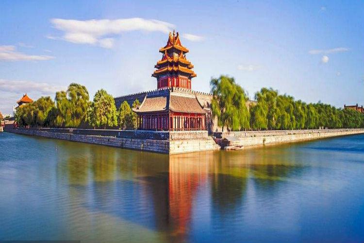 北京五环内上门接·故宫·颐和园巴士1日当地游探秘皇家园林·观世界文化遗产,全程无购物·含午餐