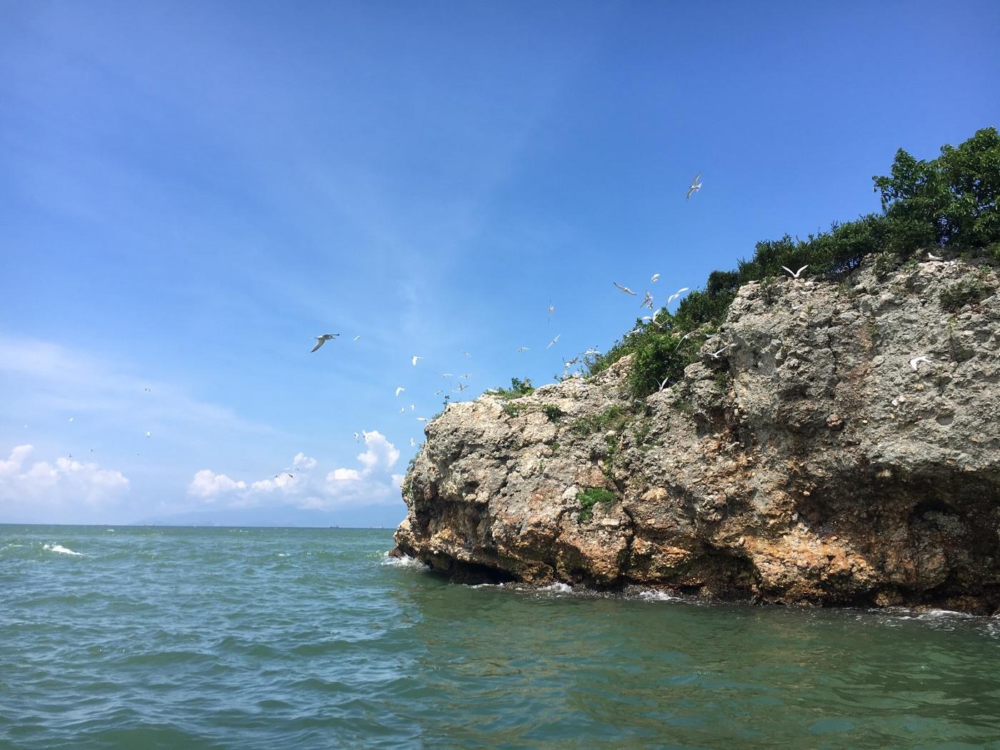 惠州巽寮湾-双月湾巴士-深圳出发单跟车2日
