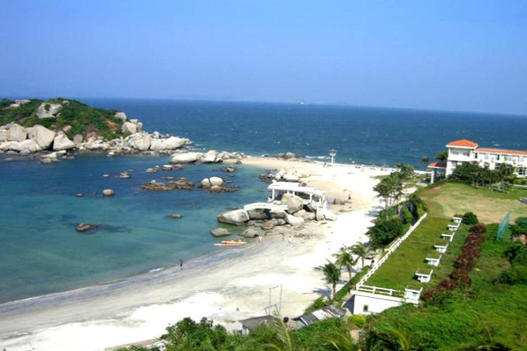 惠州巽寮湾-海滨度假直通车-两天跟车往返2日半自助跟团游