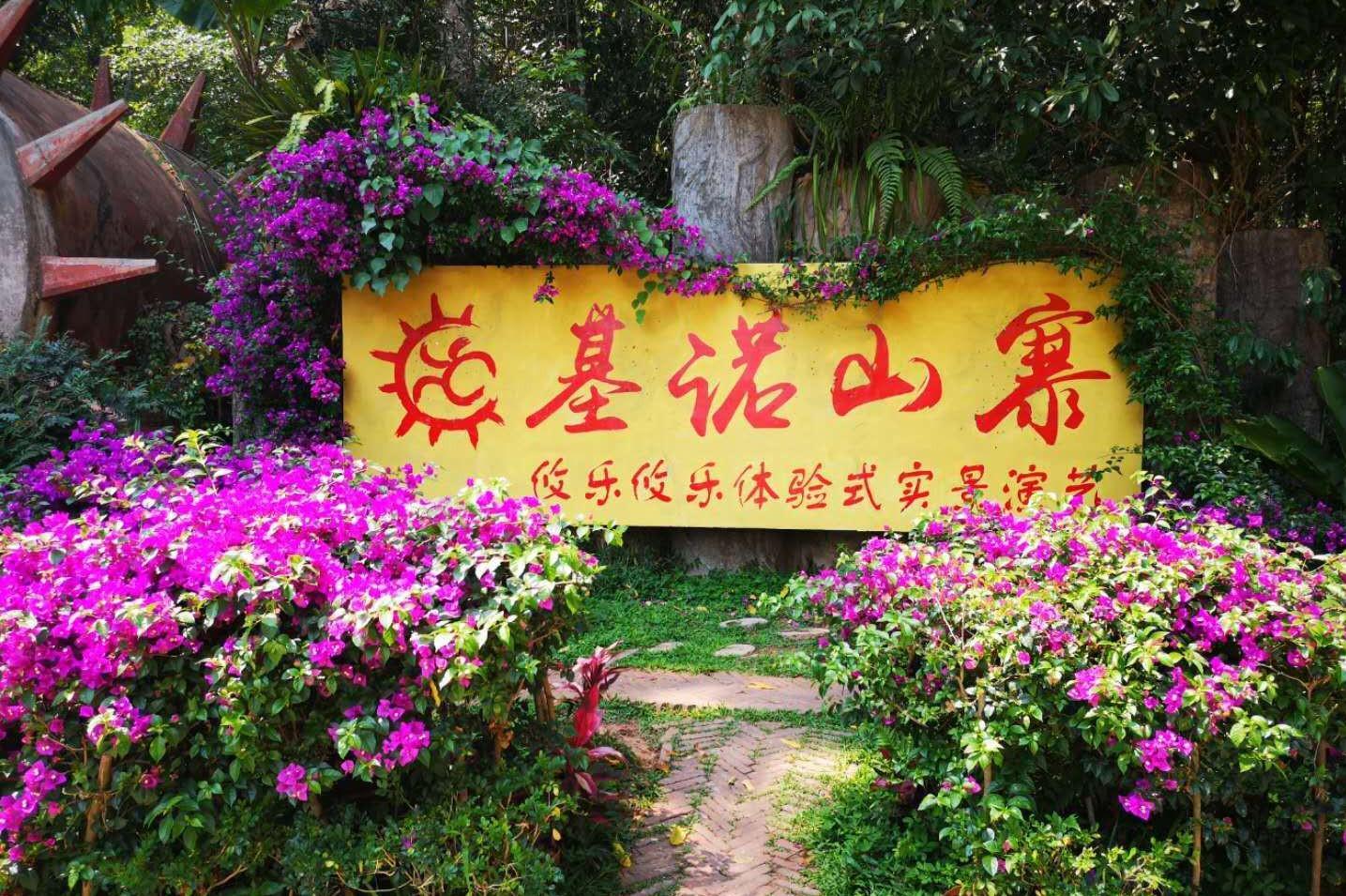 【1单1团】云南西双版纳 野象谷 基诺山寨 植物园 大佛寺5日游