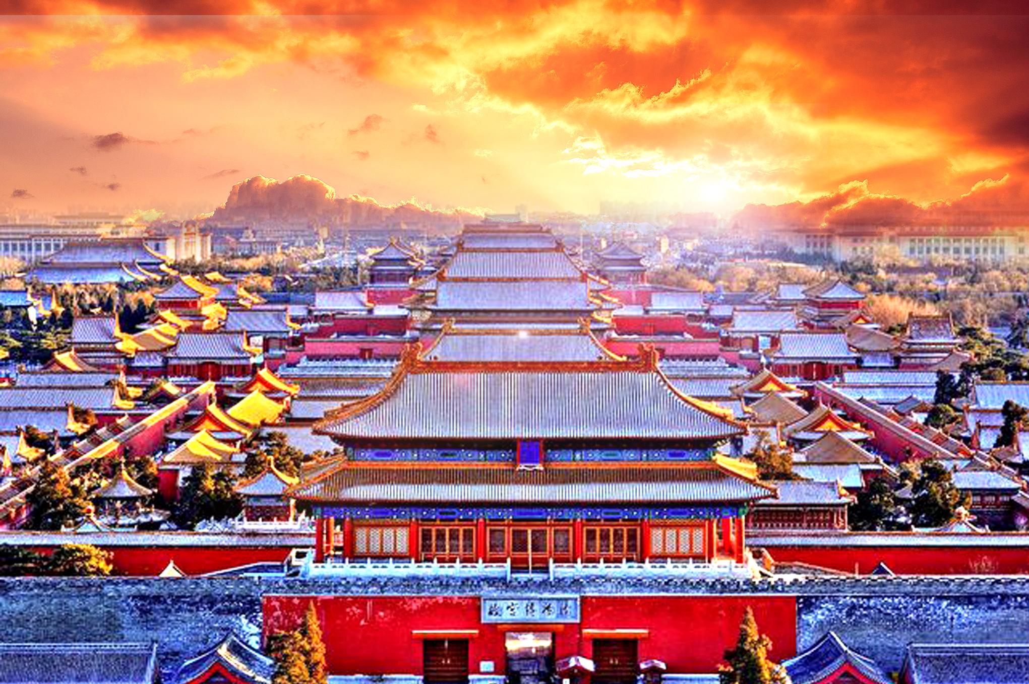 天安门-故宫-长城-颐和园-天坛3日2晚跟团游