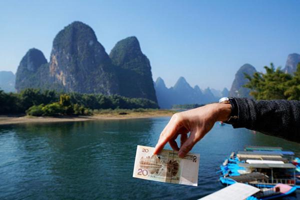 桂林、漓江、阳朔、象山高铁3日2晚跟团游