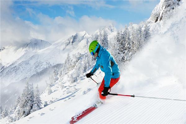 黄谷川滑雪场