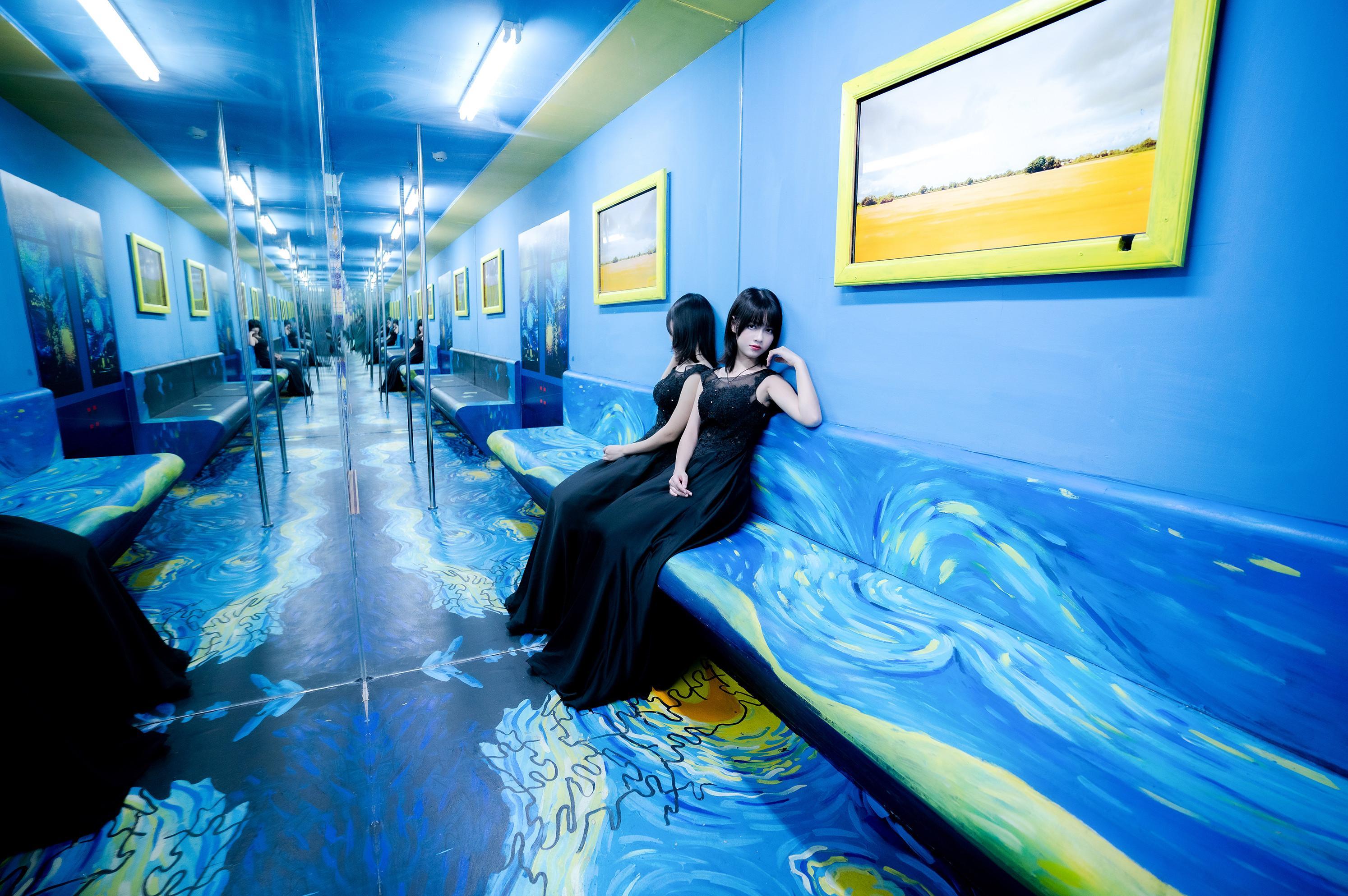天津梵高星空艺术馆