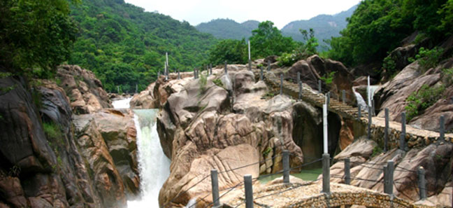 惠州龙门南昆山三寨谷旅游度假区