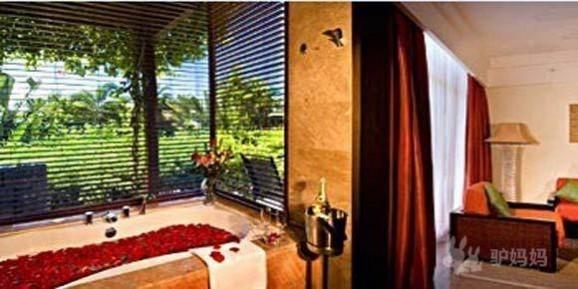 亚龙湾红树林酒店环礁泳池景房/超级豪华海景房
