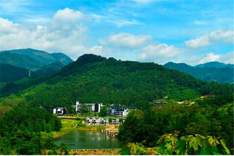 福州旗山温泉神仙和攻略谷漂流哪个好玩_福州v温泉情缘道森林炼试魔王图片
