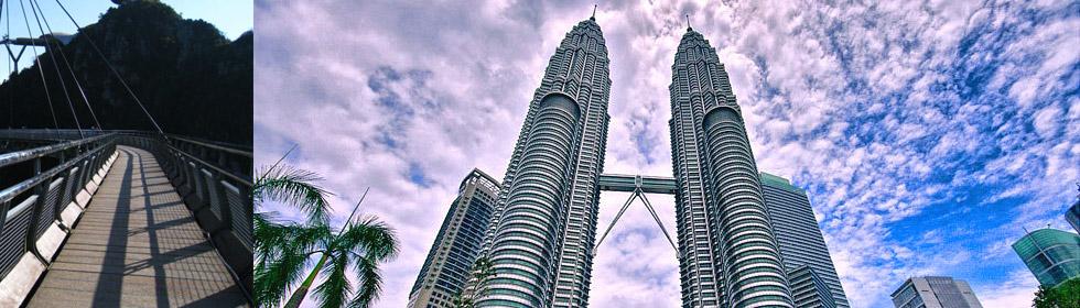 马来西亚自助游--马来西亚之印象城市
