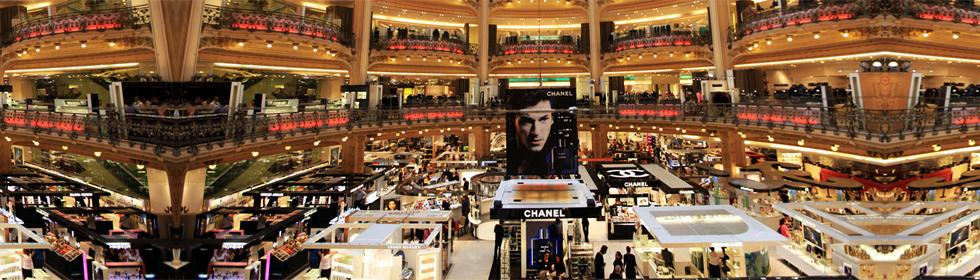 2012法国巴黎购物攻略