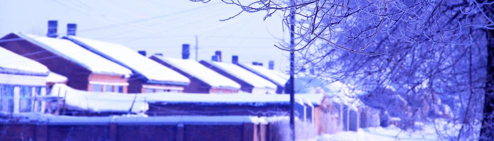 2012年雪乡穿越(经典路线)