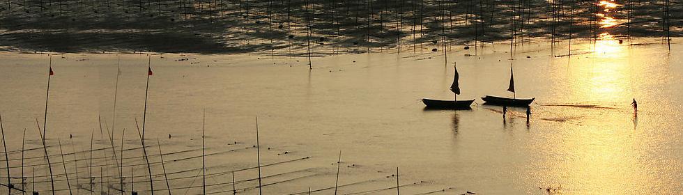 中国最美丽的滩涂 福建霞浦摄影经典线路