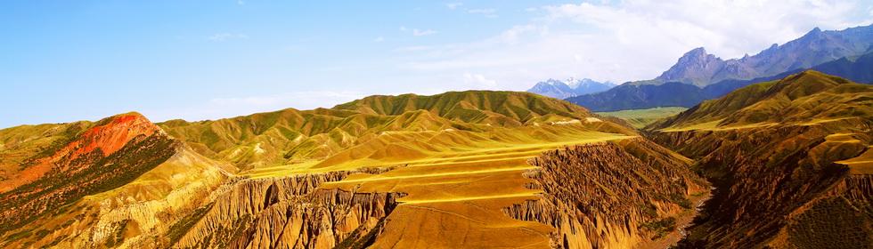 新疆巴音布鲁克草原 梦开始的地方