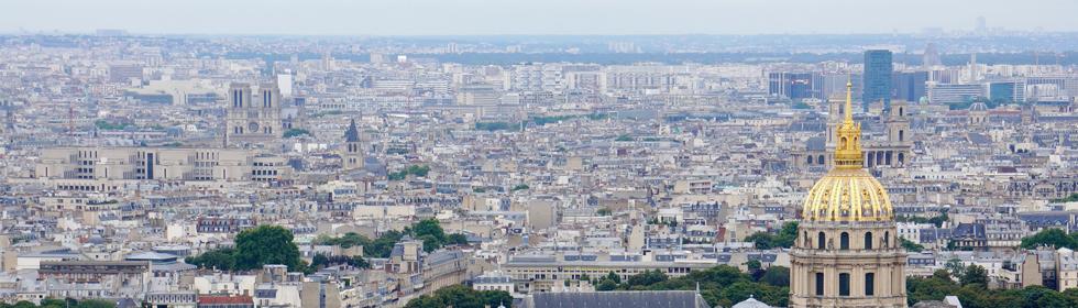 巴黎——天生浪漫