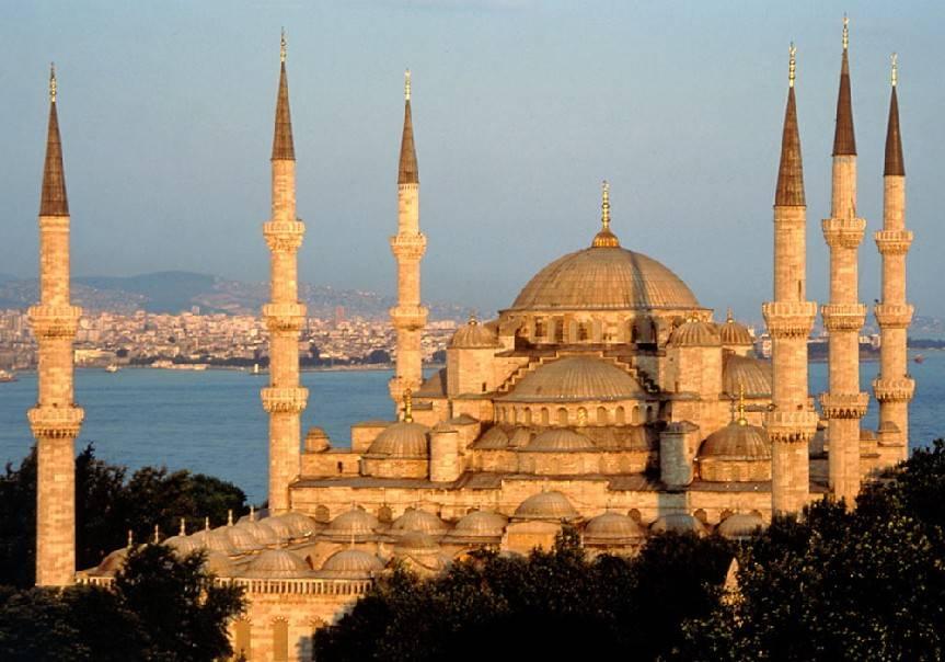 土耳其城市人口_土耳其说 他们的祖先迫使中国人修建了长城,对此韩国不开心(2)