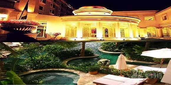 月亮河温泉度假酒店周末票