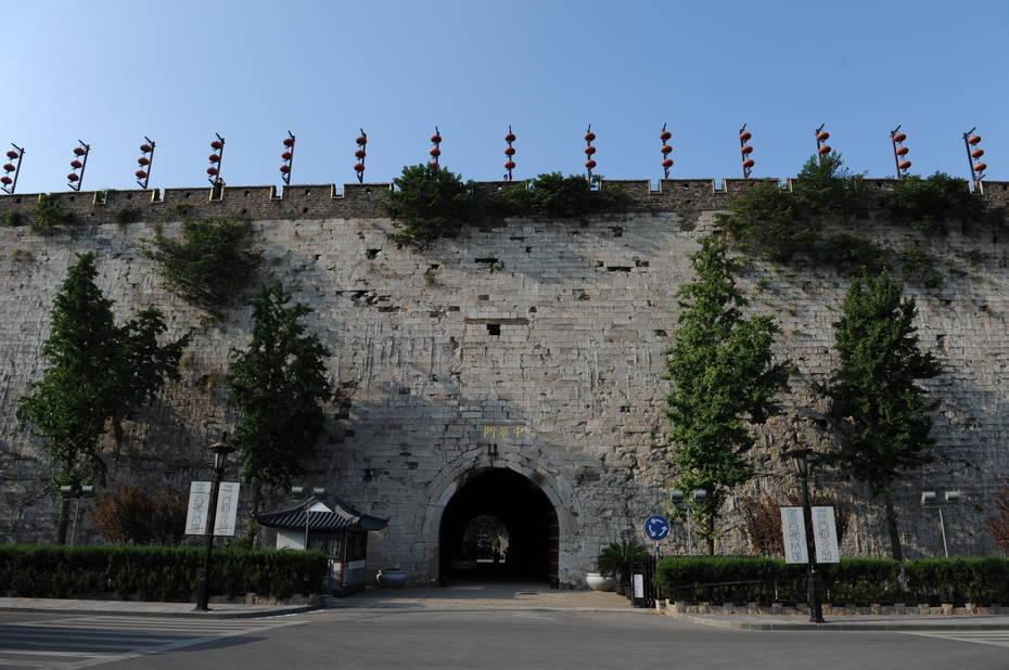 【中华门城堡】门票_中华门城堡门票价格