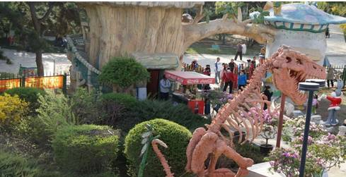 沈阳中山公园动物园