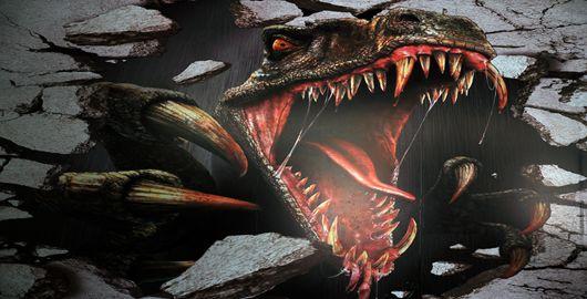 北京历险恐龙岛