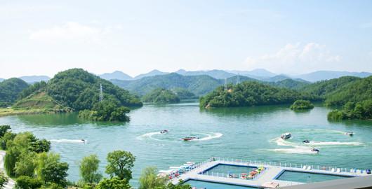 千岛湖水上乐园(进贤湾)